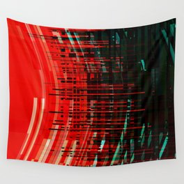 sonic weapon Wall Tapestry