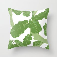 Tropicali Afternoon Throw Pillow