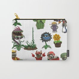 Zombie Vs Plant Carry-All Pouch
