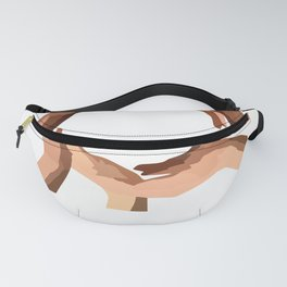 Human rights, politics, freedom, equality Fanny Pack