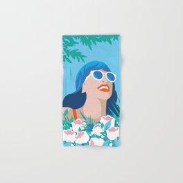 Flower Girl Hand & Bath Towel