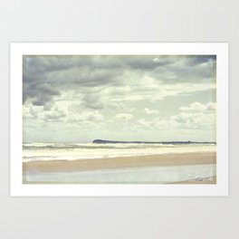 View to Barwon Heads Art Print