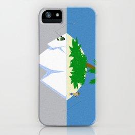 Worlds Apart? iPhone Case