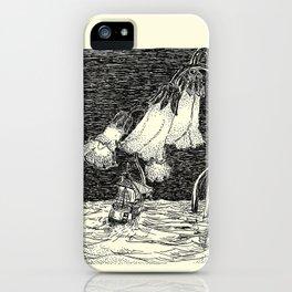navigation improbable iPhone Case