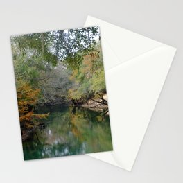 Autumn in the Florida Panhandle Stationery Cards