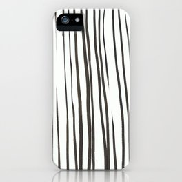chinese ink iPhone Case