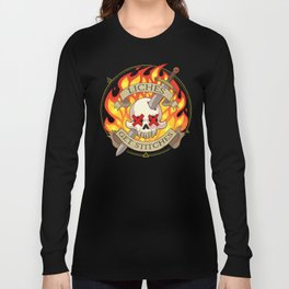 Liches Get Stitches Long Sleeve T-shirt