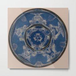 Cymatic #1 Metal Print