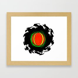 Geometric 02 Framed Art Print