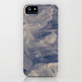 Hardened White Sand - New Mexico iPhone Case