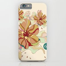 out flowers Slim Case iPhone 6s