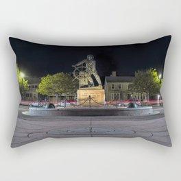 Fisherman's Memorial Rectangular Pillow