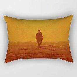 Blade Runner Rectangular Pillow