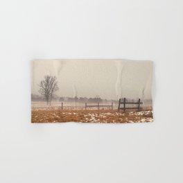 Winter Landscape Hand & Bath Towel