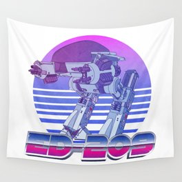 ED-209 Wall Tapestry