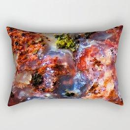Color Ooze Rectangular Pillow