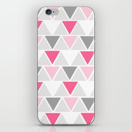 Directions - pink iPhone Skin