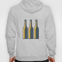 Beer Bottles Retro Hoody