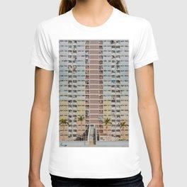 hong kong / choi hung estates, kowloon T-shirt