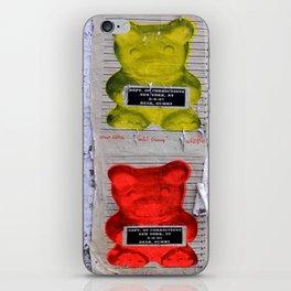 Good Goes Bad  iPhone Skin