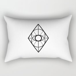 All-Seeing Eye Rectangular Pillow