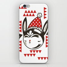 Red Remy iPhone & iPod Skin