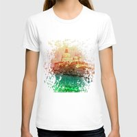 venice T-shirts featuring Venice by GingerRogers