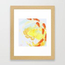 Positively Okay. Framed Art Print