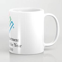 Enron ethics department satire/ parody Coffee Mug