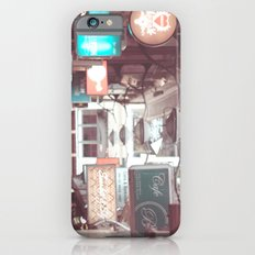 Melbourne Laneway iPhone 6s Slim Case