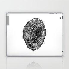 Tree Rings - Dark Laptop & iPad Skin