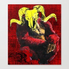 The Ramilla Canvas Print