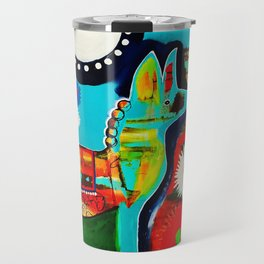 Mexican Love Travel Mug
