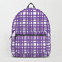 kariran (violet) Backpack