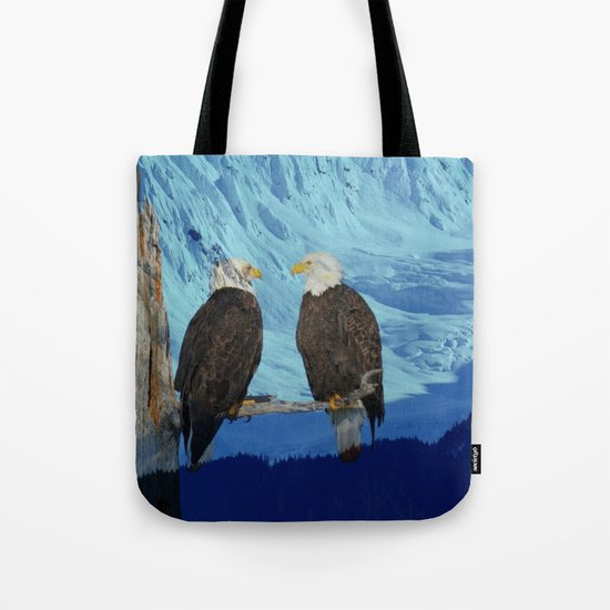 Seeing Double! Tote Bag