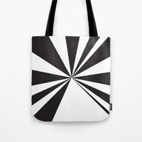 pyramid Tote Bags featuring Pyramid by Vadeco