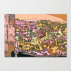 Matera, Italy Canvas Print
