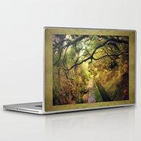 wonderland Laptop & iPad Skins featuring wonderLand by Dirk Wuestenhagen Imagery