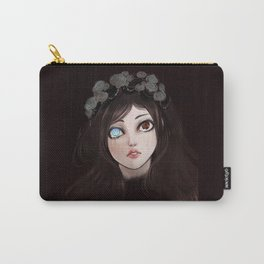 Young Widow Carry-All Pouch