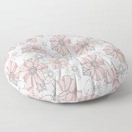 Pink sixty eight Floor Pillow