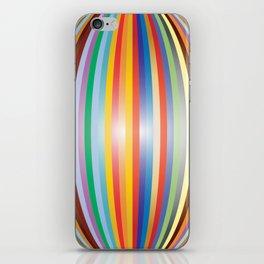 Color prisme iPhone Skin