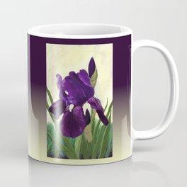 Purple Iris DP150530 Coffee Mug