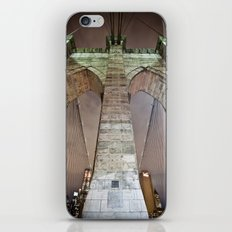 The bridge. iPhone Skin