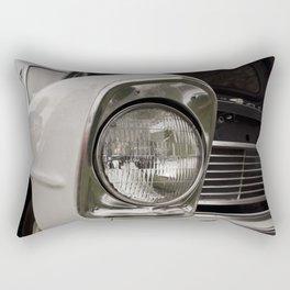 Vintage Car 9 Rectangular Pillow