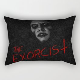 The Exorcist - Gritty Rectangular Pillow