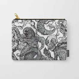 ' Planet Luv '  By: Matthew Crispell Carry-All Pouch