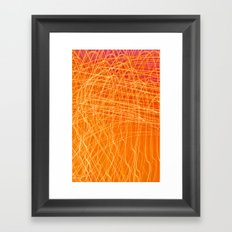 Eutectic Framed Art Print