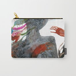 with my voice i'm calling you Carry-All Pouch