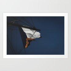 INSTANTS-2013-01 Art Print