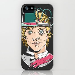 ClockworkOrange iPhone Case